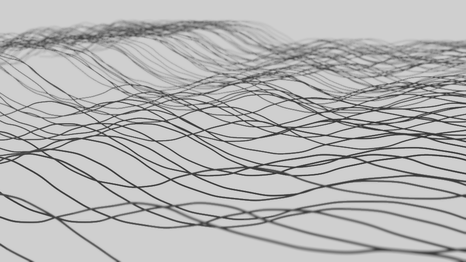 Wiggly lines