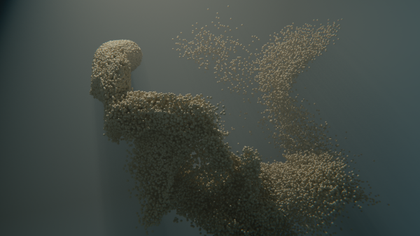 underwater particles