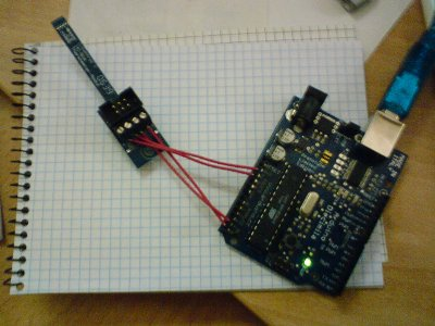 i2c-thermometer