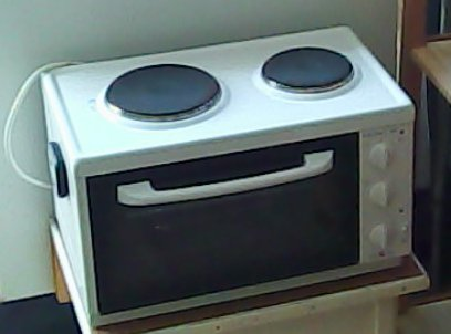 stove monster