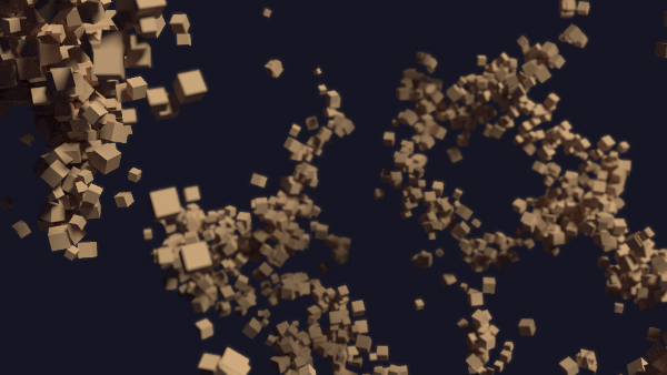 boid particles