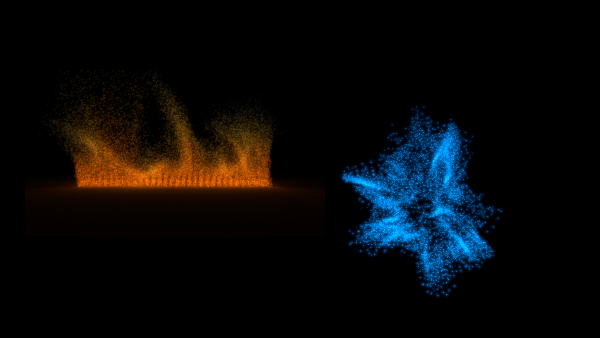 small particle effects