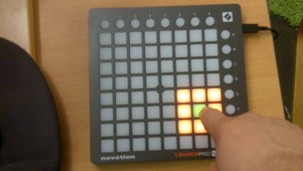 launchpad lightshow