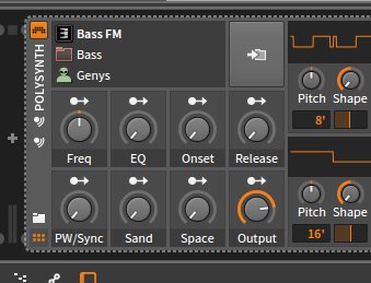 bitwig device
