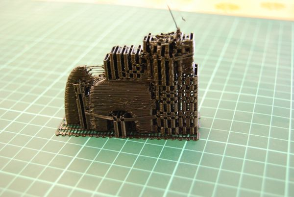 unicorn after printing